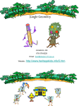 Jungle Geometry Activities Powerpoint Vertical