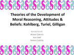 Theories of the Development of Moral Reasoning