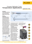 Temperature Applications