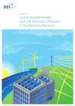 A Guide to Connecting Renewable and CHP Electricity Generators