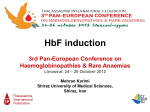 HbF inducers