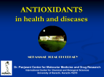 (antioxidant). - International Center for Chemical and Biological