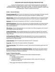 BIOHAZARD AGENT REGISTRATION [BAR] FORM INSTRUCTIONS