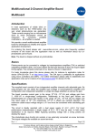 datasheet-multiboard rev 1.1 - Scitec Instruments Ltd