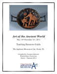 Art of the Ancient World