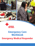 Emergency Medical Responder Workbook
