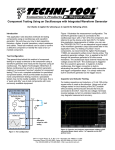 Component Testing Using an Oscilloscope with - Techni-Tool