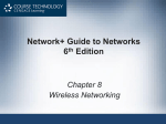 Network+ Guide to Networks 6th Edition