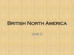 British North America