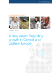A new dawn: Reigniting growth in Central and Eastern Europe