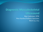 Diagnostic Musculoskeletal Ultrasound