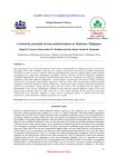 Cytotoxicity potentials of some medicinal plants in Mindanao