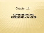 Chapter 11: Advertising and Commercial