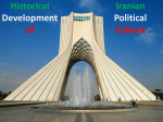 History and Development of Iranian Political Culture