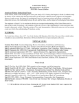 United States History 2015-2016 Course Syllabus  American History Instructional Focus