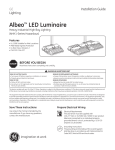 AHH1 Series Albeo Industrial High Bay | ALB037