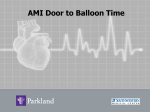 AMI Door Balloon Time