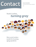 Contact turning gray North Carolina More social workers