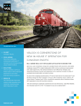 VBLOCK IS CORNERSTONE OF NEW IN-HOUSE IT OPERATION FOR CANAdIAN PACIFIC Client