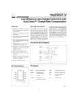 Low-Dropout Li-Ion Charge-Control IC With