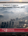 "Full text of ""China`s Carbon Emissions Report 2015"""