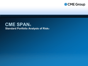 CME SPAN - CME Group