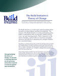 The Build Initiative's Theory of Change