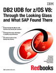 DB2 UDB for z/OS V8: S V8: Through the Looking Glass