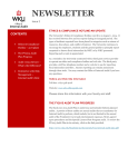 NEWSLETTER CONTENTS Issue 2 ETHICS & COMPLIANCE HOTLINE-AN UPDATE