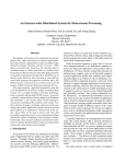 An Internet-wide Distributed System for Data-stream Processing