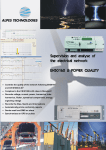 Supervision and analyse of the electrical network EN50160