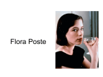 Flora Poste - WordPress.com