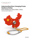 Understanding China`s Emerging Private Healthcare Market Asian