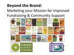 Beyond the Brand - Farmers Market Coalition