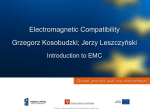The electromagnetic interference - International Conference on