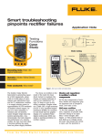 Smart troubleshooting pinpoints rectifier failures