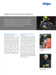 Dräger Communication Systems