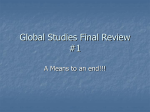 Final Global review #1.ppt