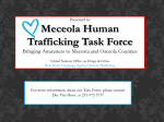 Human Trafficking * Why Should We Care?