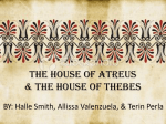 The House of Atreus Period 6