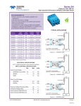 Series SH Output to 125A, 690 Vac
