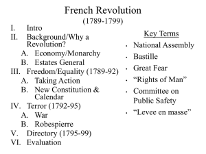 French Revolution (1789