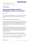 Schroder Real Estate Investment Management Limited