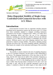 Delay-Dependent Stability of Single-Loop