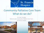 Community Palliative Care Team