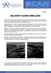 Salivary Gland Swelling - Auckland Radiology Group