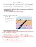 Lithosphere Summative Review KEY