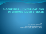 Causes and interpretation of abnormal liver function tests