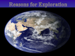 European Exploration - Northwest ISD Moodle