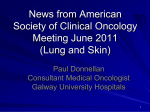 Melanoma and lung slides for ennis 2011